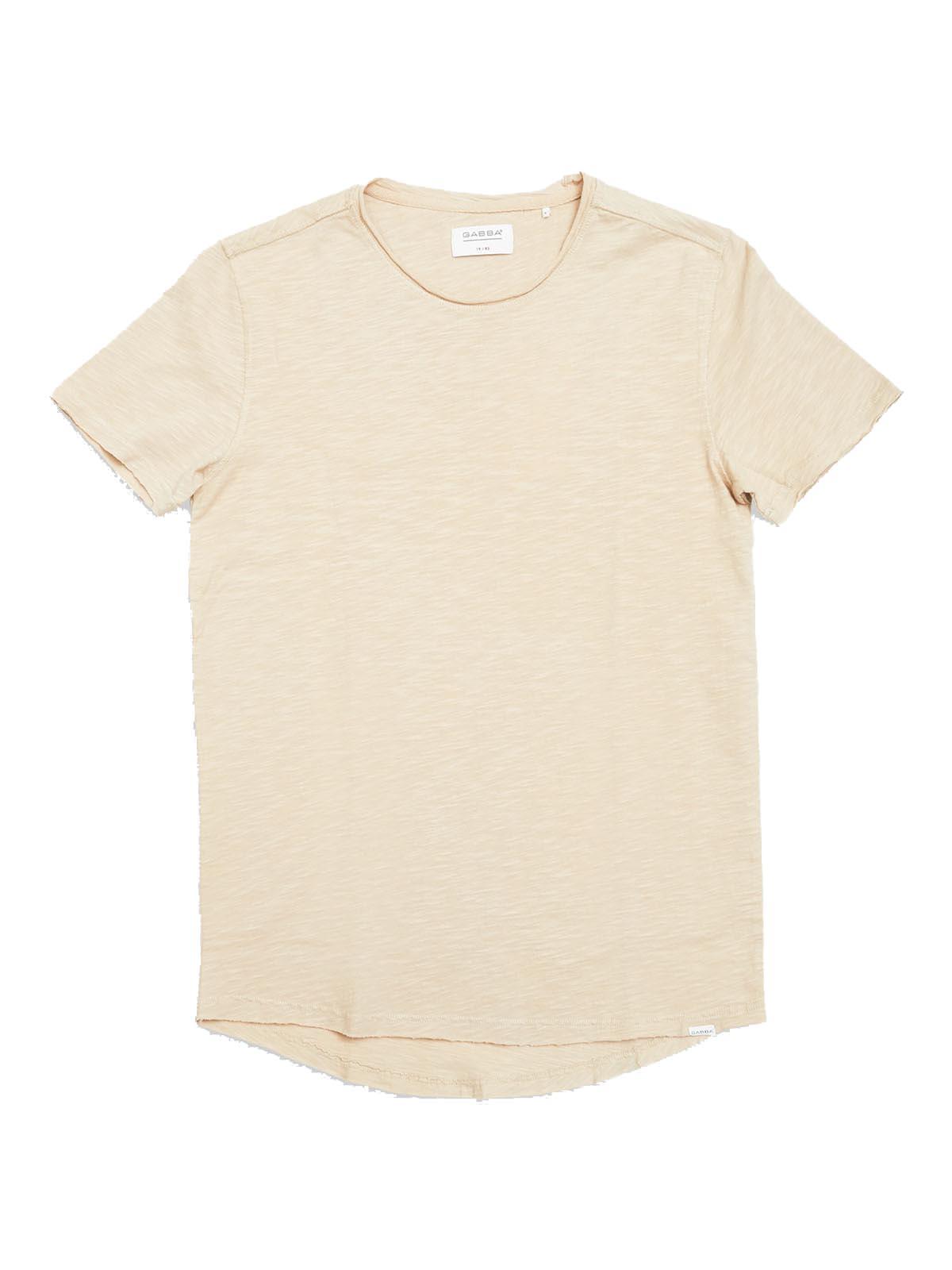 "T-Shirt mit abgerundeten Saum ""Konrad"""