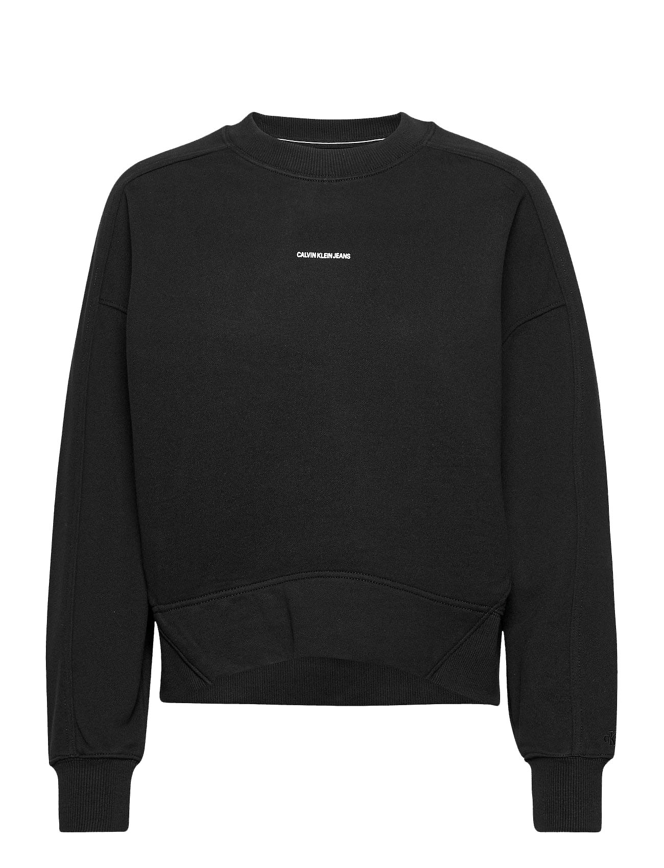 Micro Branding Sweatshirt