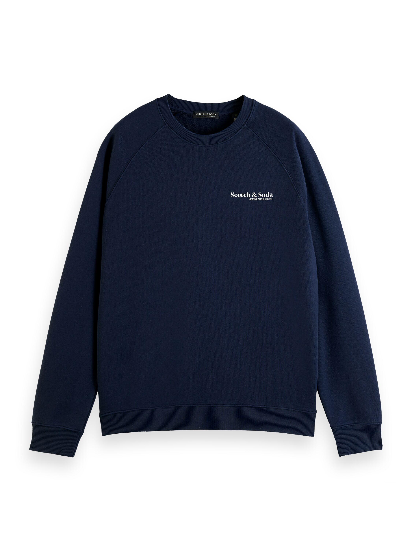 Unisex Sweatshirt aus Baumwolle