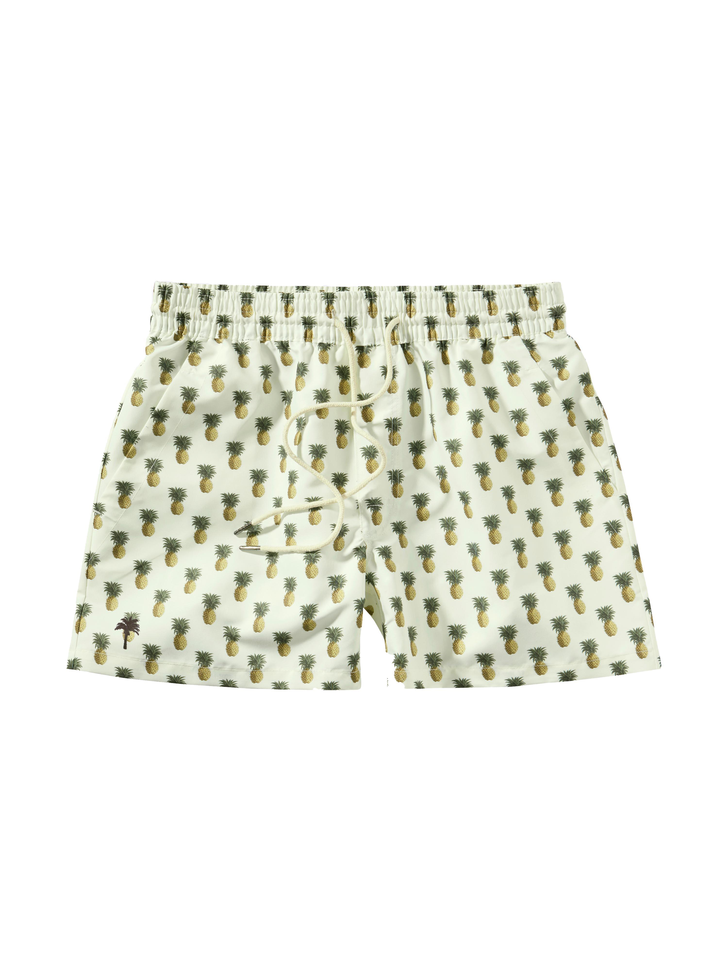 Pina Colada Swim Shorts