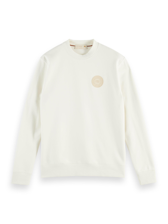 Organic Cotton Logo Sweat