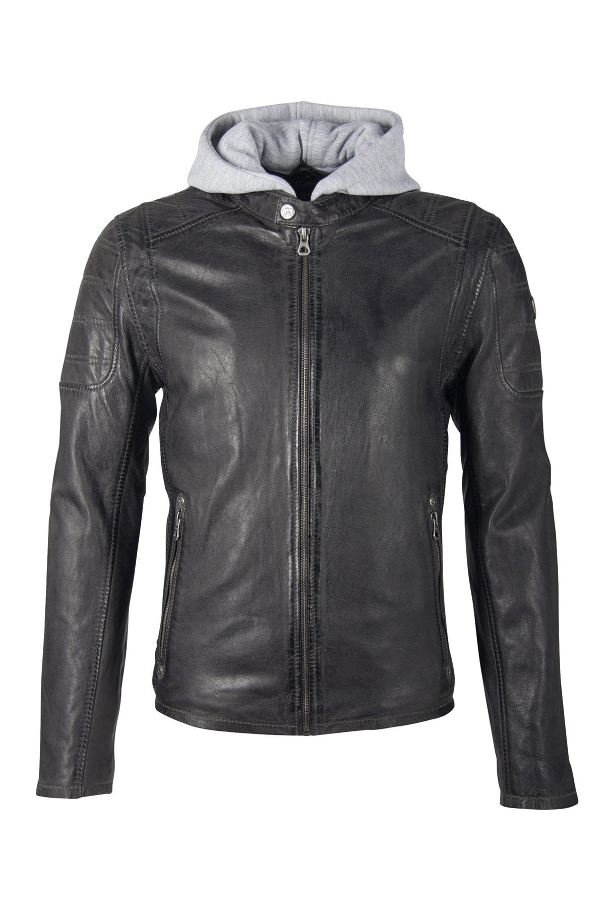"""Leather Jacket  """"Rylo"""""""