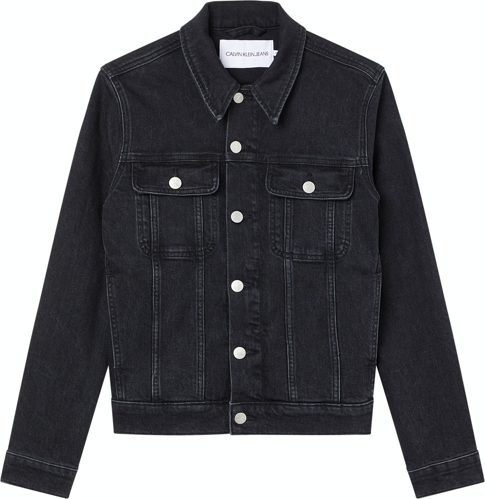 Regular 90S Denim Jacket