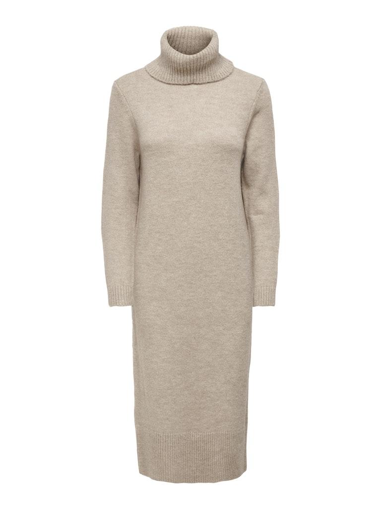 Brandie Roll Neck Dress