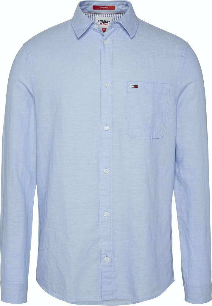 Casual Leinen Hemd
