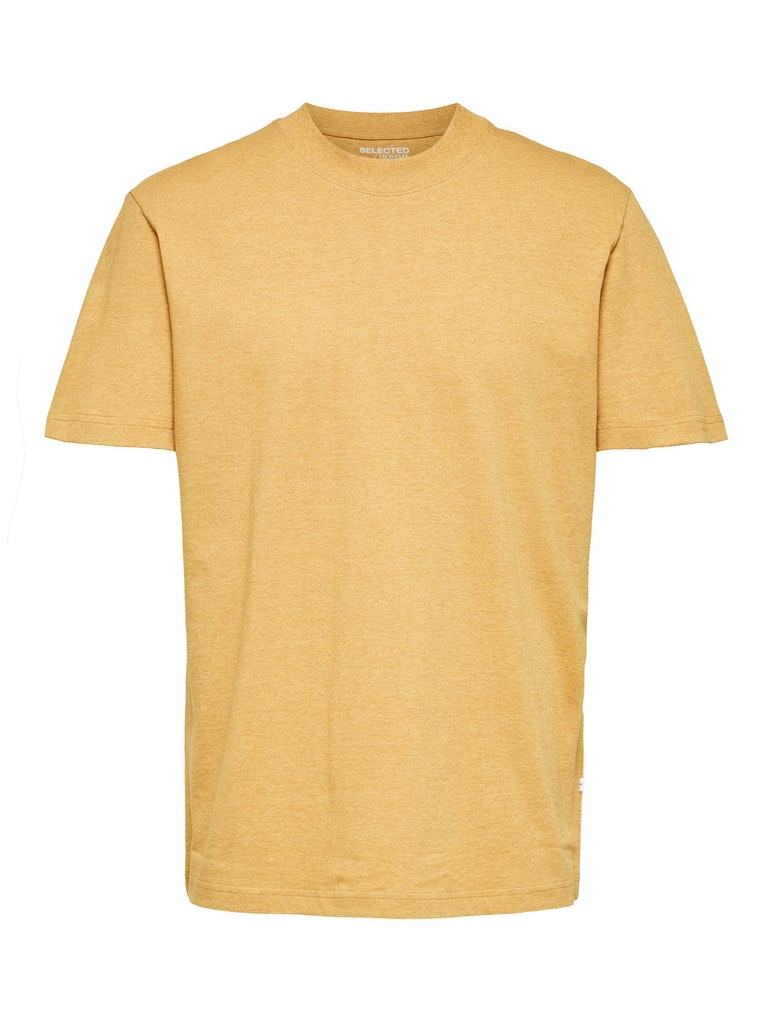 """T-Shirt mit Stehkragen aus Bio-Baumwolle """"Colman"""""""