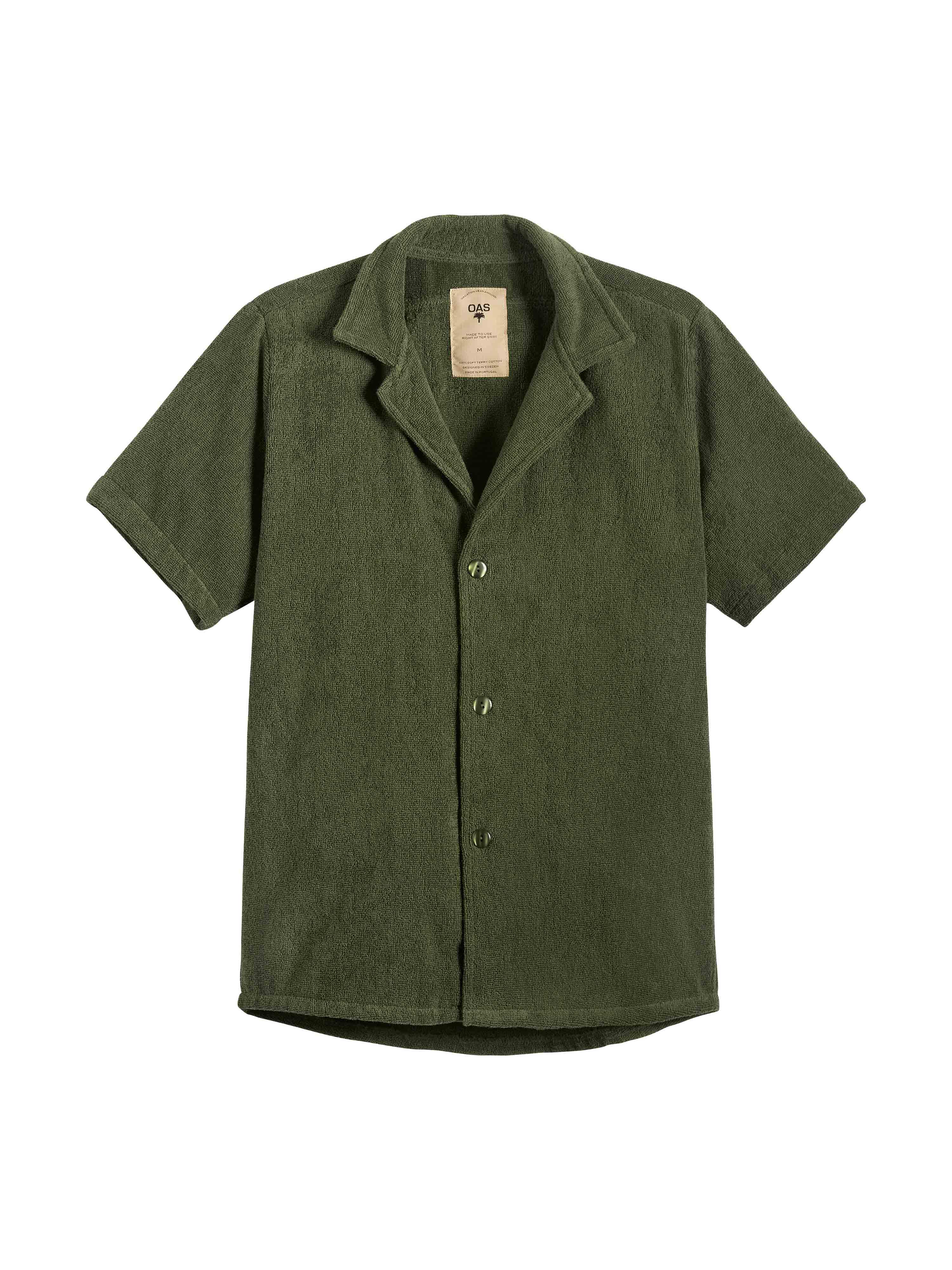 Army Cuba Terry Shirt