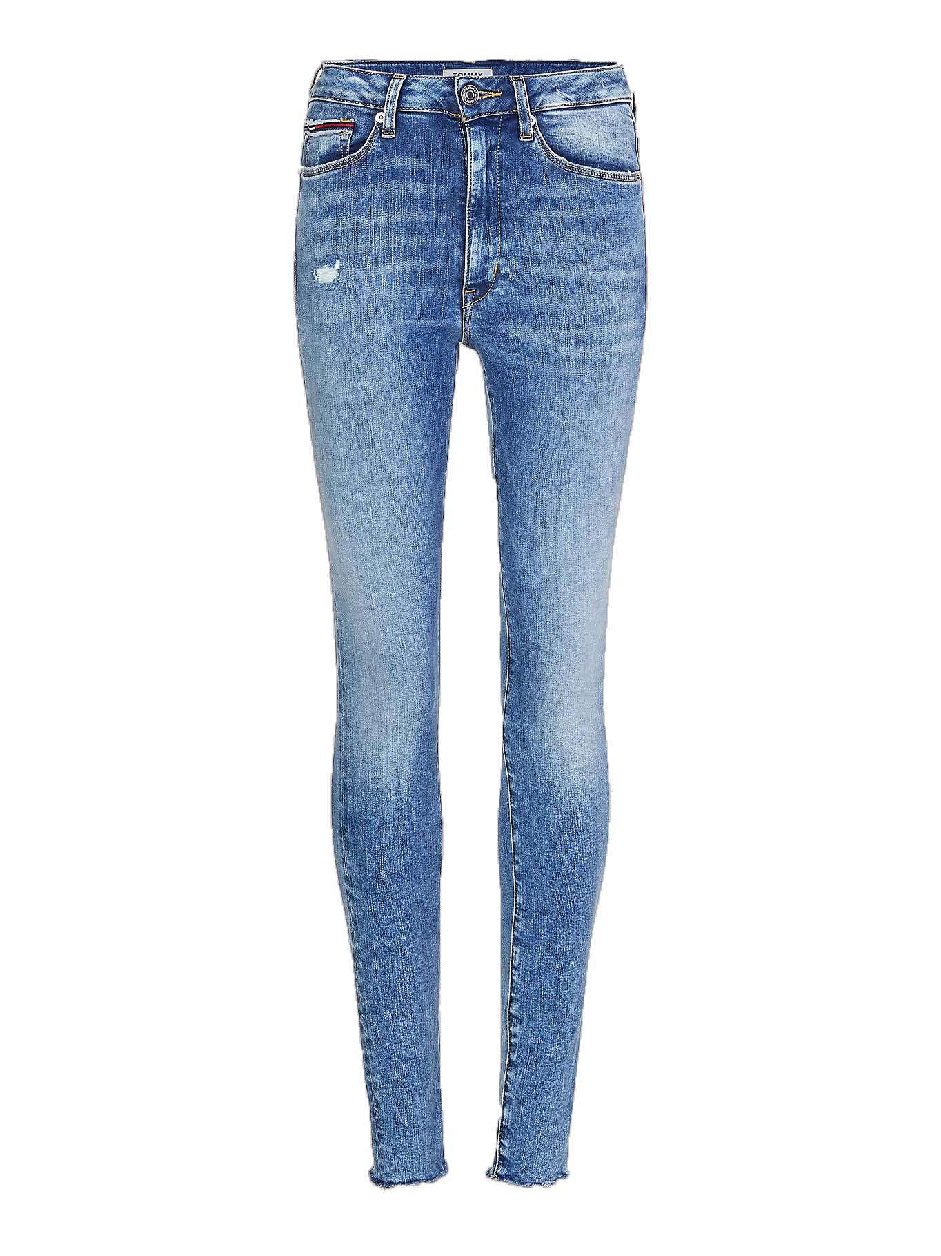"High Waist Skinny Fit Jeans ""Sylvia"""