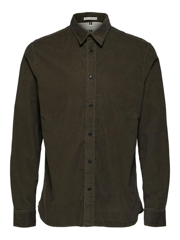 Henly Cord Hemd