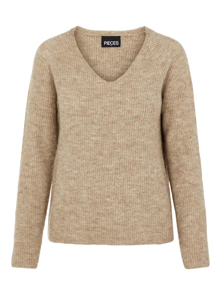 Ellen V-Neck Knit
