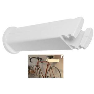 Устройство настенное Peruzzo cool bike rack универсальное для хранения велосипеда, белый