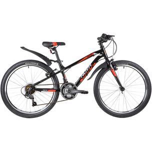 "Велосипед Novatrack Prime 24 2019 13"" black"