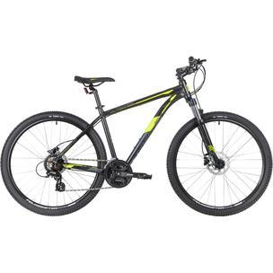 Велосипед Stinger Graphite Pro 27.5 2021 Черный (Дюйм:22)