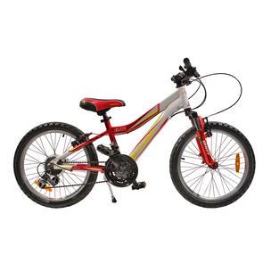 Велосипед Gravity Elite 20 2015 One Size красно-белый