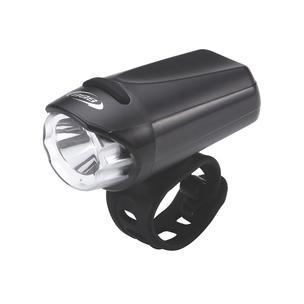 Велосипедный фонарь передний BBB EcoBeam черный