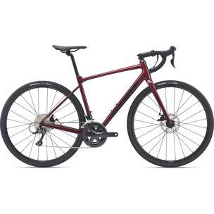 Шоссейный велосипед GIANT Contend AR 3 2021, цвет Garnet, рама M