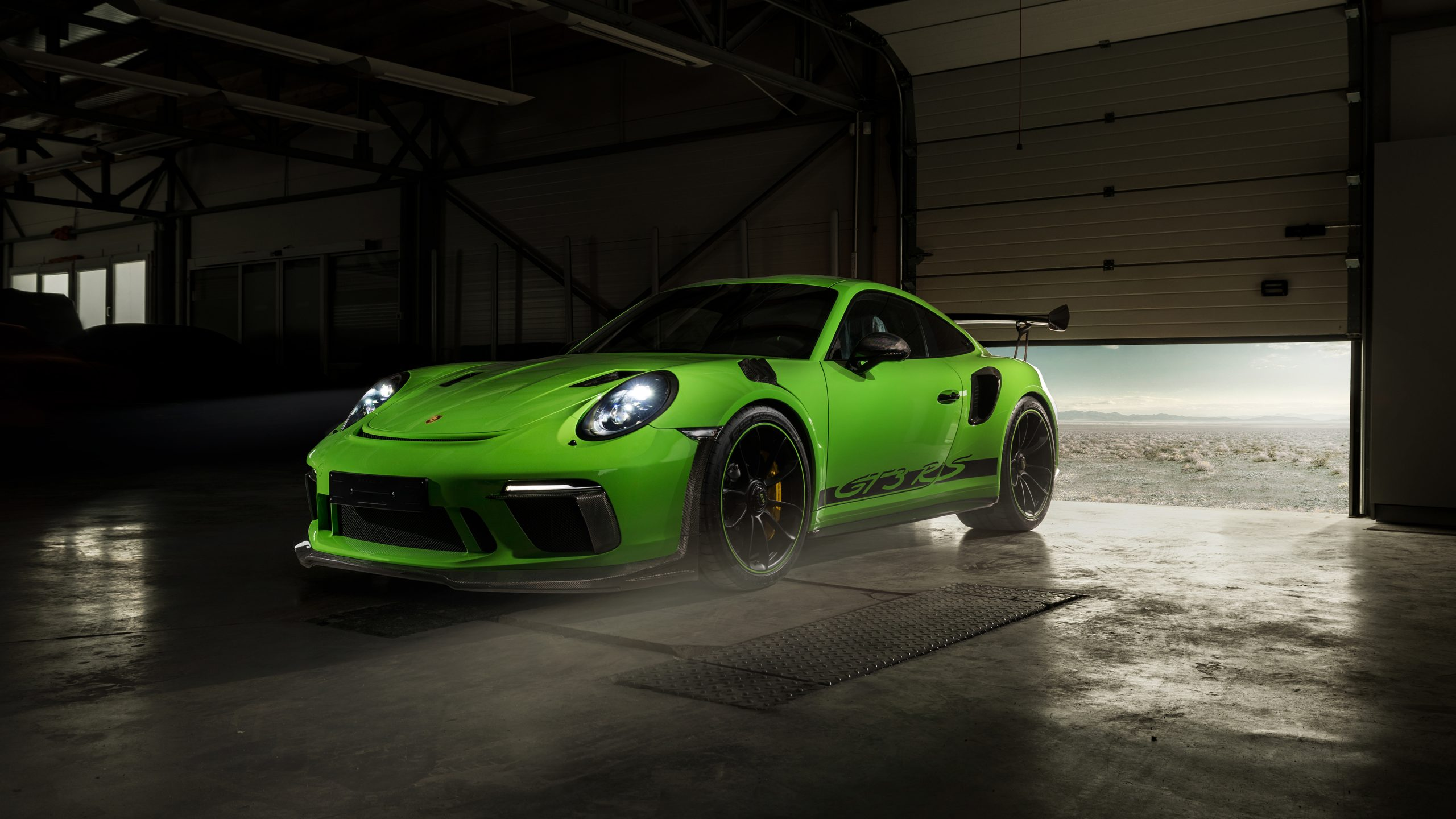 Porsche 911 Gt3 Rs Techart 4k Hd Wallpaper