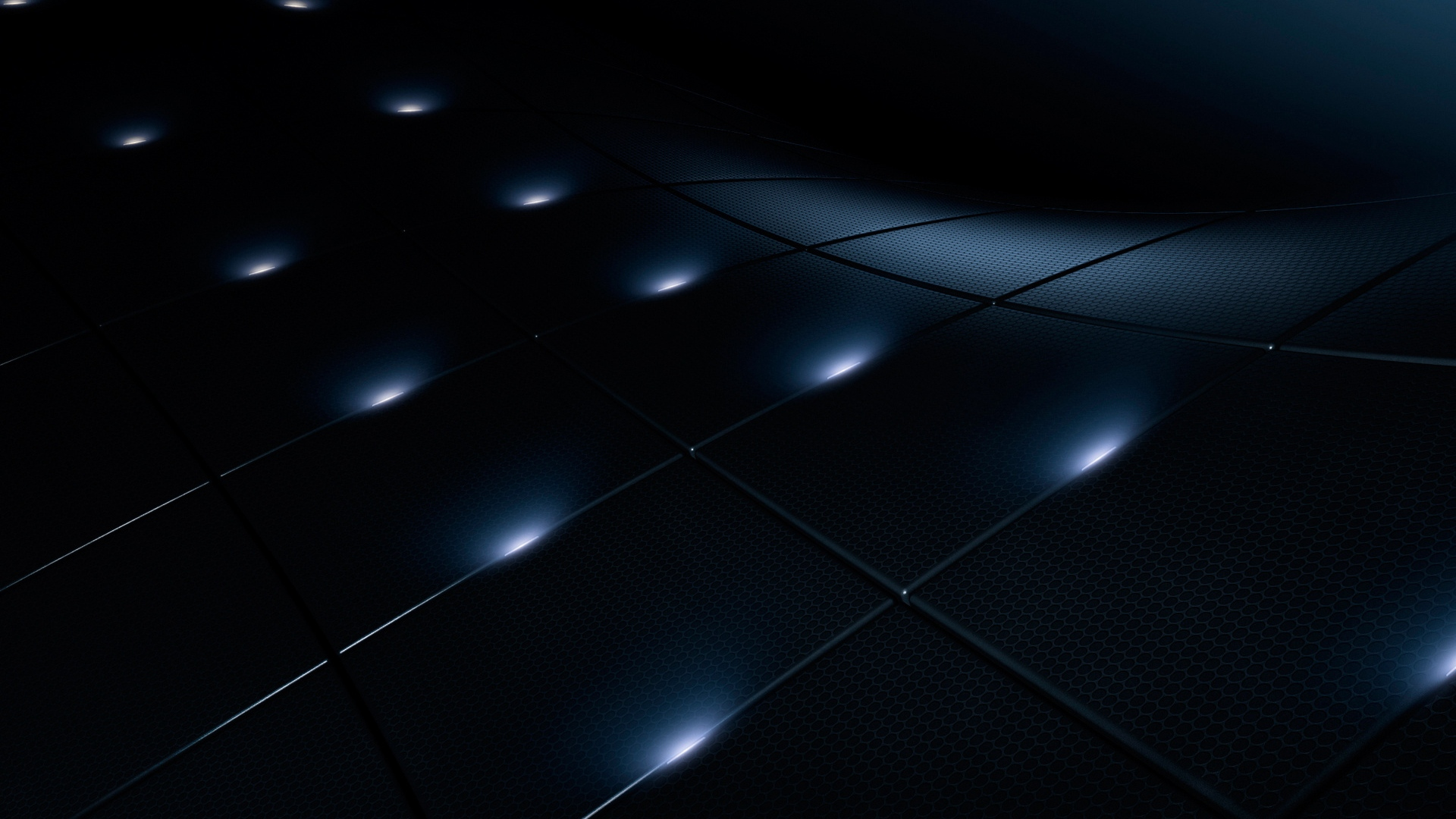 surface mesh light dark x