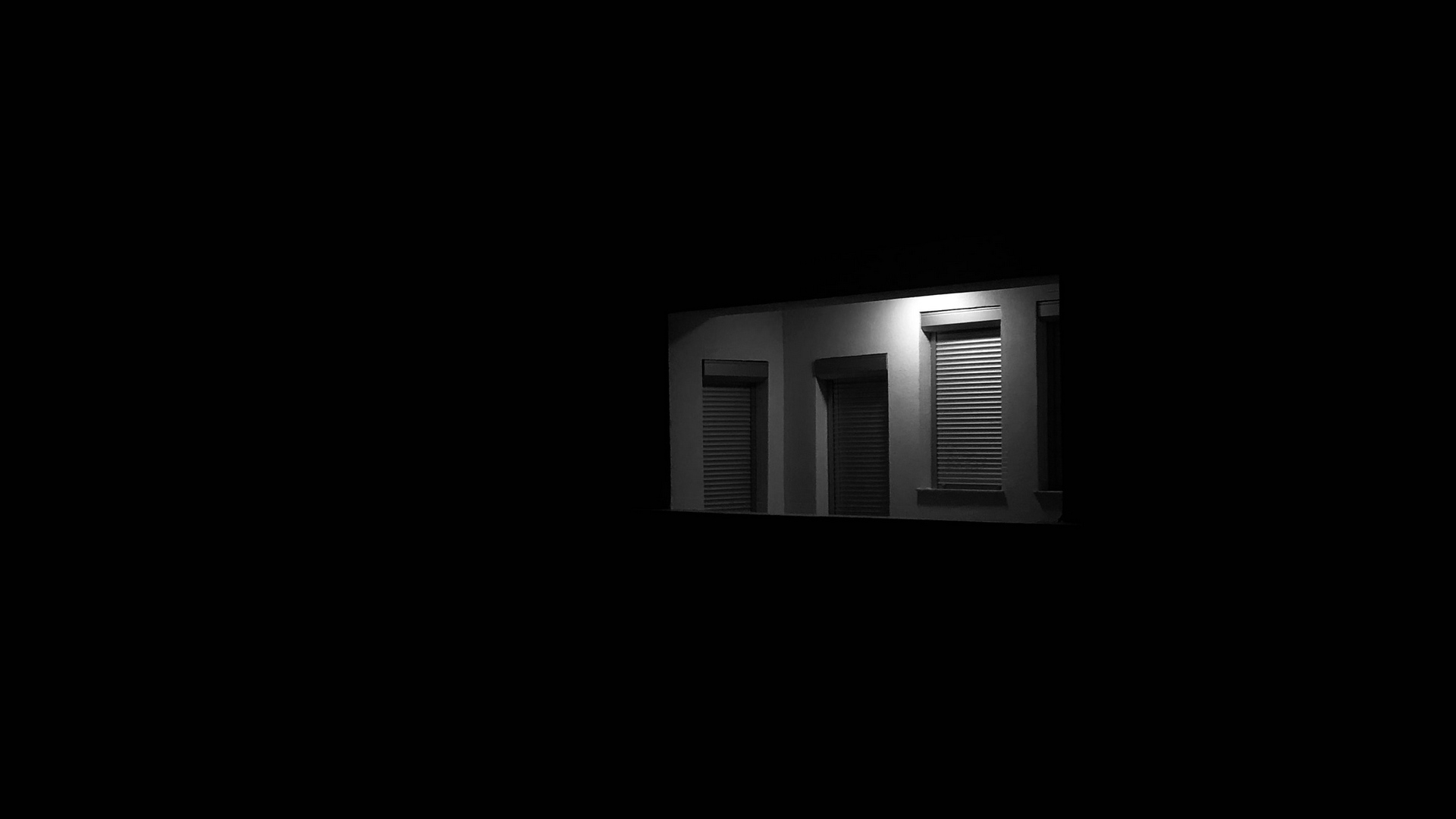 wall door dark x