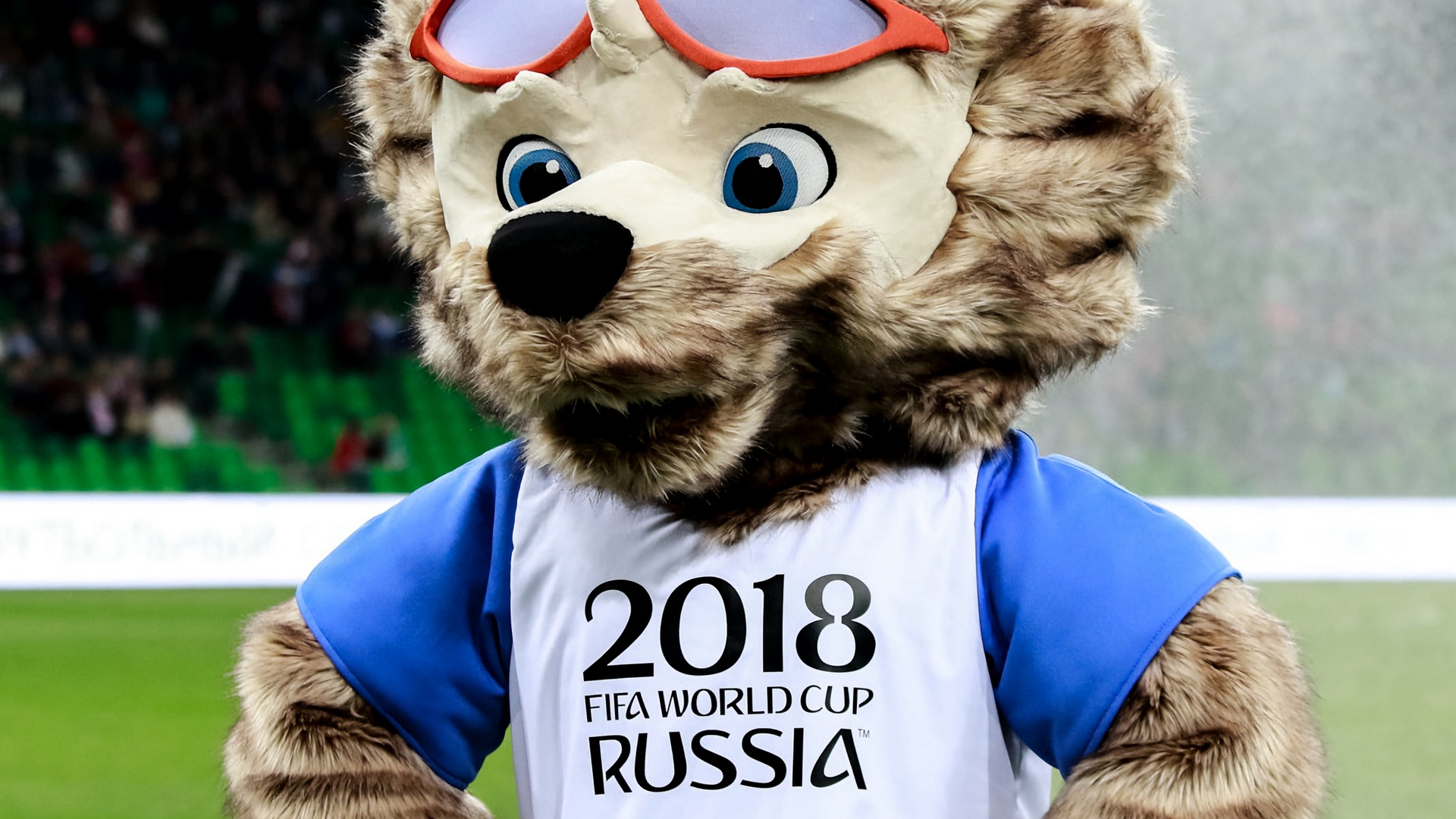 zabivaka mascot world cup x