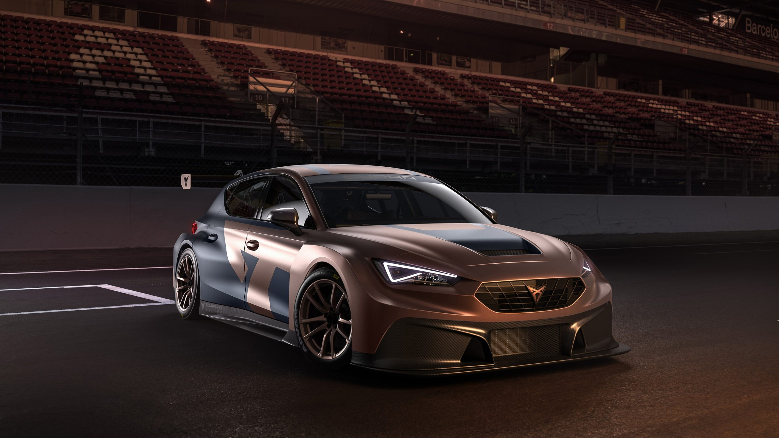 cupra leon competition 2020 5k