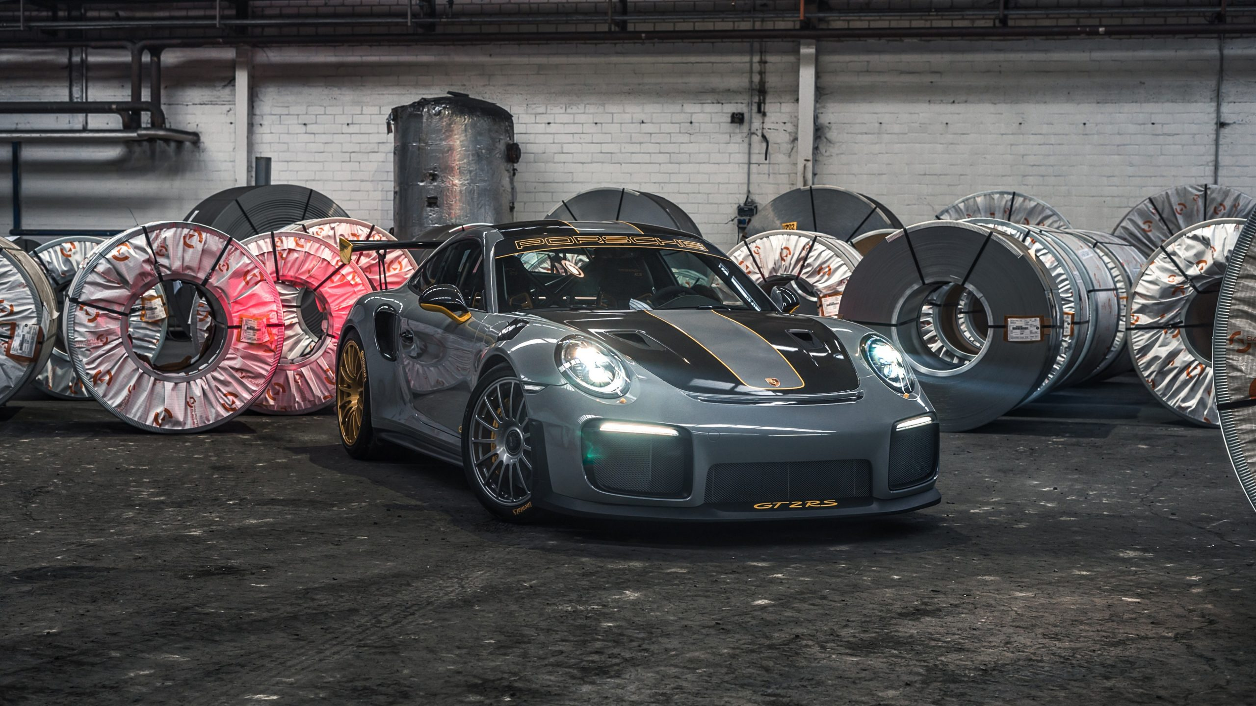 edo competition porsche 911 gt2 rs 2020 4k