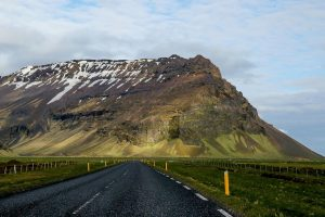 highway road mountain asphalt Hd Wallpaper