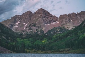 maroon bells united states mountains lake Hd Wallpaper