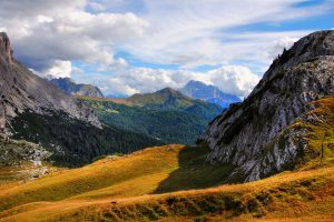 mountains dolomites italy south tyrol Hd Wallpaper
