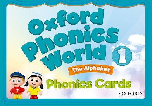 اوكسفورد نطق الحروف الابجدية 1 – بدون موسيقى | English Oxford Phonics 1 – No Music