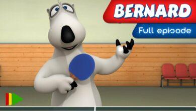 برنارد بير: الموسم 3 - بدون موسيقى | Bernard Bear: Season 3 - No Music (52)