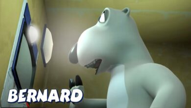 برنارد بير | كشك الصور والمزيد | كاريكاتير للأطفال حلقات كاملة - بدون موسيقى | Bernard Bear | The Photo Booth AND MORE | Cartoons for Children | Full Episodes - No Music (2)