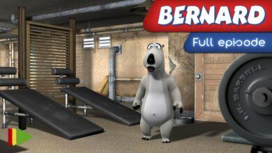 برنارد بير: الموسم الأول - بدون موسيقى | Bernard Bear: Season 1 - No Music (26)