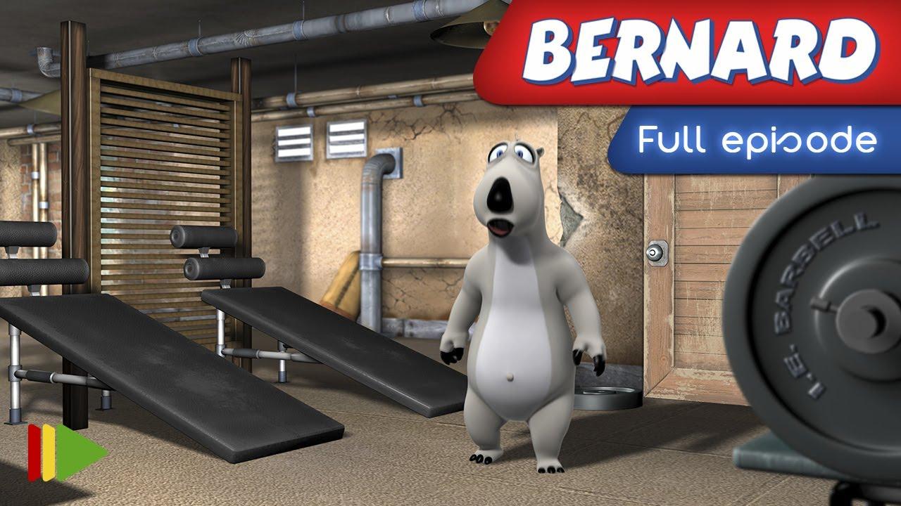 كرتون برنارد بير الموسم الأول بدون موسيقى | Bernard Bear: Season 1 – No Music (26)