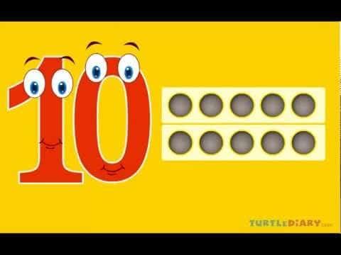 اطفال – لغة انجليزية – تعلم الارقام – الرياضيات (12) – بدون موسيقى | Math – No Music