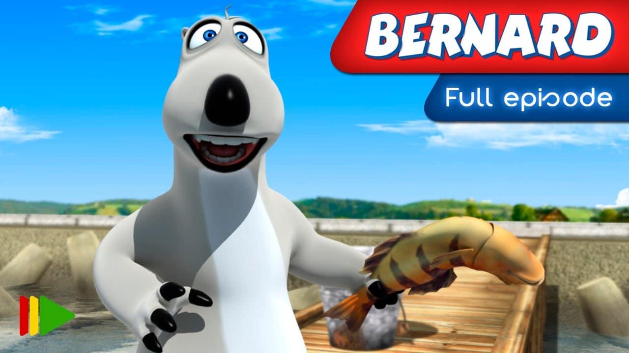 كرتون برنارد بير الموسم الثاني – بدون موسيقى | Bernard Bear: Season 2 – No Music (14)