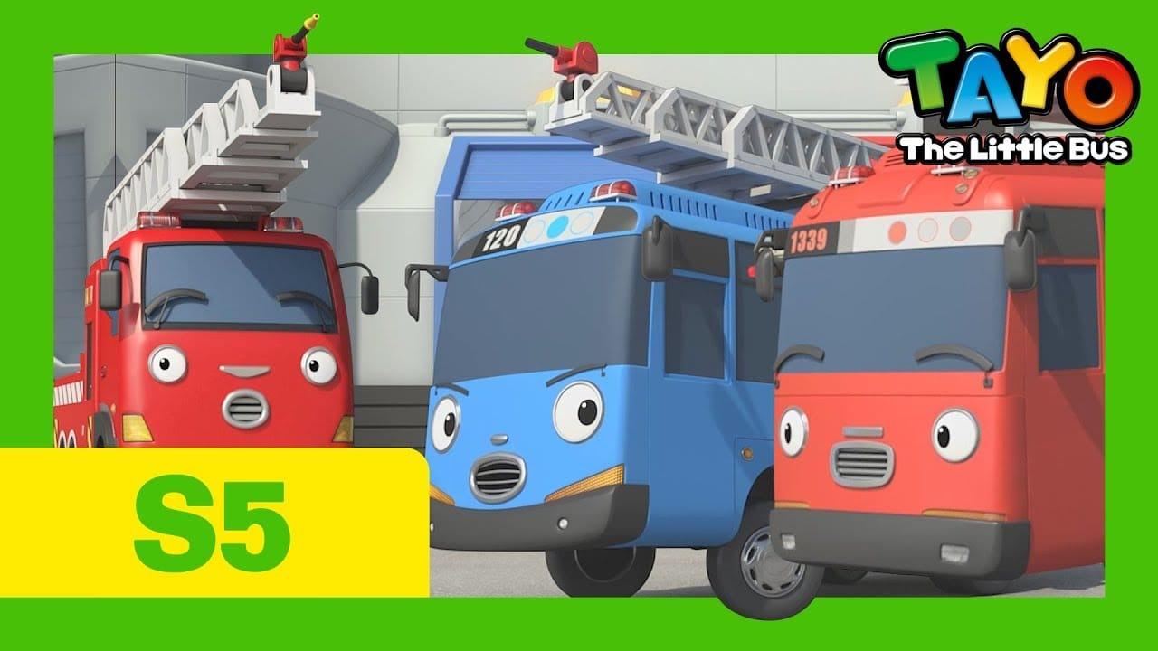 اطفال – كرتون تايو الموسم 5 الحافلة الصغيرة (الإنجليزية) – بدون موسيقى | Tayo the Little Bus Season 5 (English) – No Music