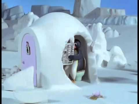 كرتون اطفال بينجو – جميع حلقات البطريق بينجو – بدون موسيقى | Pingu cartoon all episodes (130) – No Music