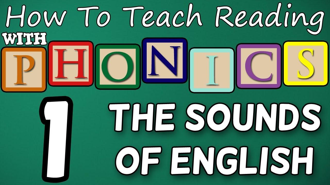 تعليم القراءة مع سماع الصوت – الإنجليزية الأمريكية النطق! – بدون موسيقى | Teach Reading with Phonics – American English Pronunciation! – No Music