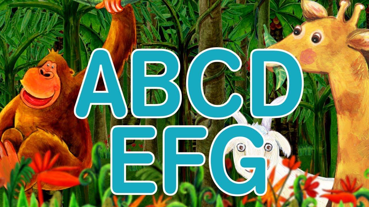 الأبجدية ABC سلسلة صوتيات (من A إلى Z) – بدون موسيقى | Alphabet ABC Phonics Series (From A to Z) – No Music