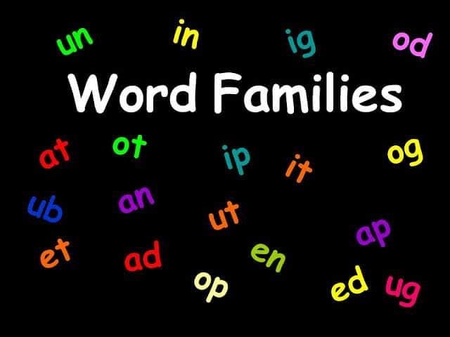 قصص الصوتيات عائلات الكلمة – بدون موسيقى | Phonics Stories    Word Families – No Music