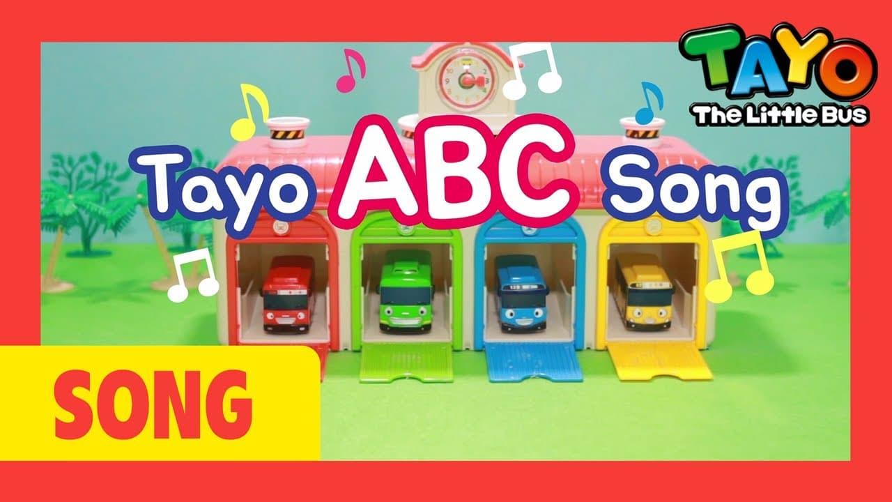 كرتون تايو الحافلة الصغيرة الابجدية – بدون موسيقى | ABC Song with Tayo l Alphabet Song l – No Music