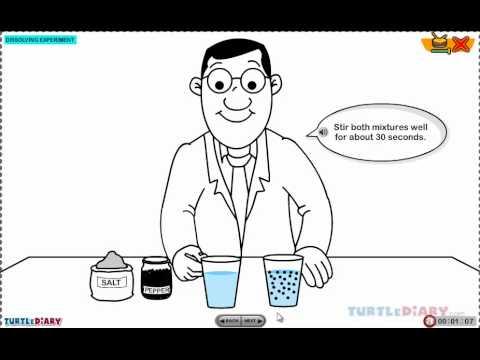 اطفال – تعليم – التجارب العلمية باللغة الانجليزية – بدون موسيقى | Science Experiments – No Music