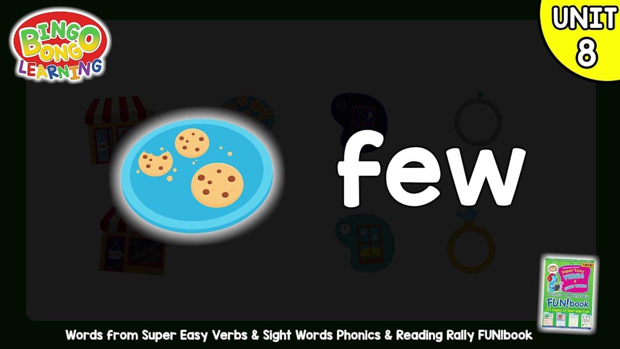 المستوى 2 – الوحدة 8 (كتاب المرح الأخضر – الأفعال وكلمات البصر) – بدون موسيقى | Level 2 – Unit 8 (Green FUN!book – Verbs and Sight Words) – No Music (7)