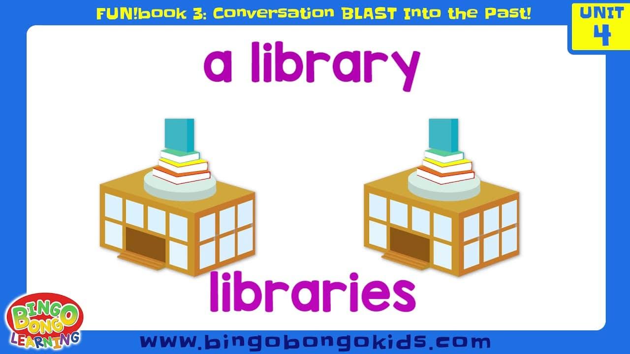المستوى 3 – الوحدة 4 (المحادثة) – بدون موسيقى | Level 3 – Unit 4 (FUN!book 3 – Conversation Blast Into the Past) – No Music (5)