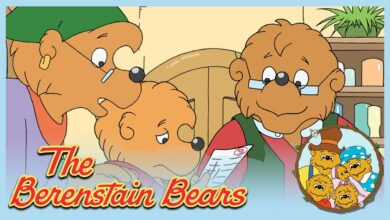بيرنشتاين بيرز | جميع الحلقات! بدون موسيقى | The Berenstain Bears | All Episodes! No Music (40 فيديو)