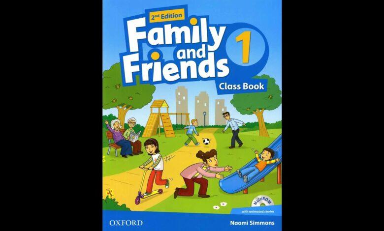 العائلة والأصدقاء 1 بدون موسيقى | FAMILY & FRIENDS 1 - No Music (23)