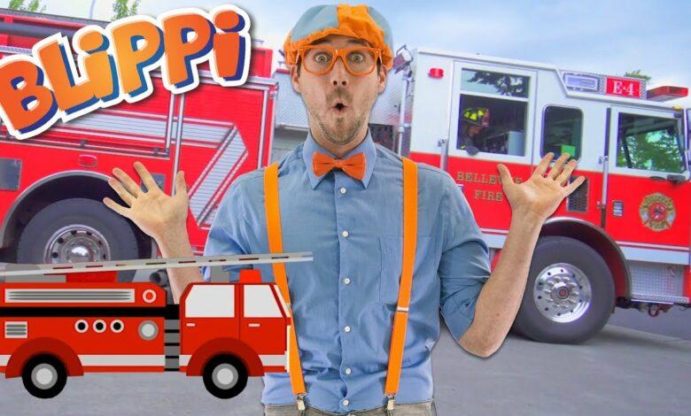 Blippi - فيديو التعليم المبكر بدون موسيقى   Blippi - Early Education Videos No Music (167 فيديو)
