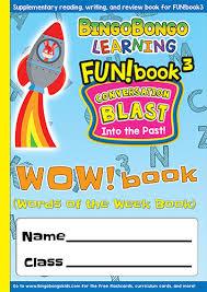 المستوى 3 – الوحدة 9 (FUN! book 3 – المحادثة) – بدون موسيقى | Level 3 – Unit 9 (FUN!book 3 – Conversation Blast Into the Past) – No Music (5)
