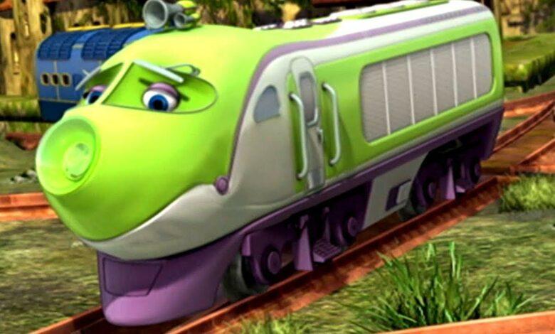فيديو جديد! | مدينه القطارات بدون موسيقى | New video! | The city of trains No Music